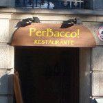 Restaurante PER BACCO, Avda. Diagonal, Barcelona