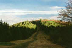 Javorový vrch czech nature