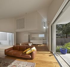 Cantilevered Playroom Defines This Family-Friendly Sydney House | Dwell