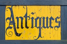 Antiques..no matter if you're contemporary or not, everyone needs a splash of antiques...thats why i have my store!
