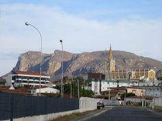 # Serra Talhada. Estado de Pernambuco, Brasil.