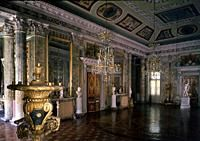 Останкино  Итальянский павильон. Общий вид