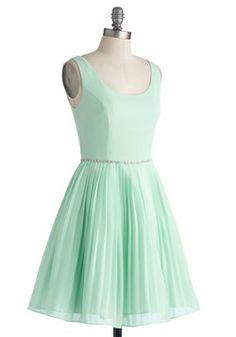 Sage a Dance Dress, #ModCloth NEEED IT