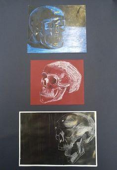 Skull, 3