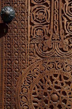 Armenian ornaments, old doors with ornaments Art And Architecture, Architecture Details, Armenian Culture, Cross Art, Ornaments Design, Metal Artwork, Old Doors, Door Entryway, Islamic Art