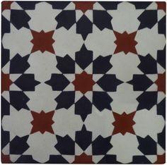 Schott's Emporium - Toulon Feature Tile - 200 x 200mm $5.45 each