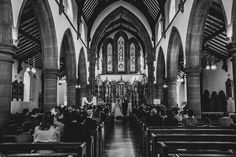 St Josephs Church Blundellsands Crosby on our wedding day www.naturaltouchphotography.com