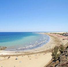 Playa del Inglés, Gran Canaria, Spain
