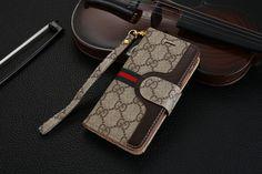 ブランド gucci ギャラクシー s7/s6 エッジケース アイフォン7/6s/seカバー ハードケース 可愛い 手帳型