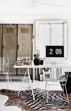 Workspace of Jenny Hjialmarsson Boldsen