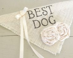 DIY outfit - best man bandana with ring ribbon
