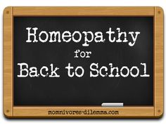 My guest-post for momnivore's dilemma. A must read or any parent (or nervous teacher) about our emotional health and back to school! for kids, homeopathy for back to school, homeopathic treatment for nerves and anxiety Homeopathic Medicine, Holistic Medicine, Homeopathic Remedies, Cold Remedies, Alternative Health, Alternative Medicine, Natural Cures, Natural Health, Health And Nutrition