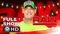 WWE RAW 25/12/2017 HIGHLIGHTS - WWE MONDAY NIGHT RAW 25 DECEMBER 2017 HI... #wwe #johncena #xmas #mondaynightraw #raw #wrestling