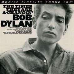 Bob Dylan - The Times The Are A-Changin'