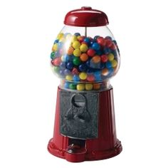 An antique style gumball machine on your desk would brighten every day! Pin2Win: http://www.yourbrandpartner.com/promo-insights/pin-it-win-it-holiday-gifts-your-boss