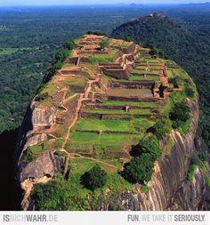 Sigiriya (The Lion Rock Citadel), Sri Lanka