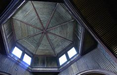 Ribbed; Old Melbourne Gaol; Melbourne, Australia.  January 2014.