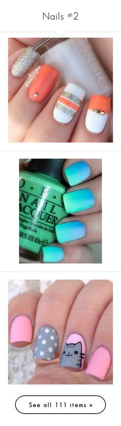 """""""Nails #2"""" by qwerty-16-polyvore ❤ liked on Polyvore featuring beauty products, nail care, nail treatments, nails, makeup, opi, opi nail care, opi nail treatment, lullabies and nail polish"""