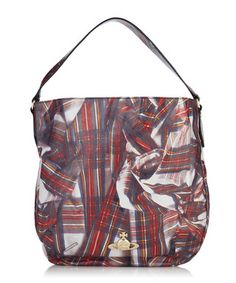Tartan print leather shouder bag Sale - Vivienne Westwood Sale Furla abcb6e3015fbb