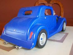 ford 34 2 image Wooden Car, Wooden Toys, Woodworking Projects Diy, Mad Max, Places To Go, Vehicle, Projects To Try, Garage, Ford