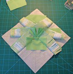 Fancy Folded Star Pot Holder « Moda Bake Shop