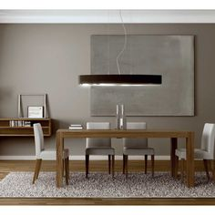 Estiluz - Iris y Iris, Long Dining Room Tables, Dining Bench, Lighting Manufacturers, Discount Lighting, Beautiful Lights, Light Decorations, Modern Lighting, Living Room