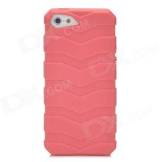 Brand: IWALK; Model: BCT001i5; Quantity: 1 Piece; Color: Pink; Material: TPU; Type: Back Cases; Compatible Models: Iphone 5; Other Features: High flexible silicone materials; Protects your cell phone from dust shock scratches and slip; Soft and comfortable; Perfectly match your cell phone; Packing List: 1 x Case; http://j.mp/1p0ZScm