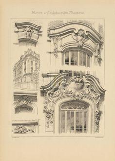 Motifs D'architecture Moderne I