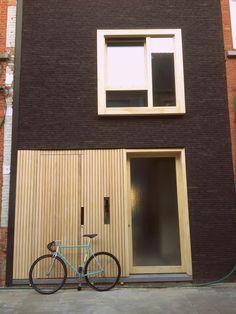 Ossenstraat 27 - Facing brick Vande Moortel Linea 7021