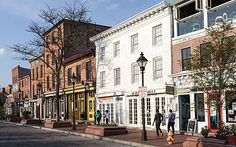 America's Twenty Most Charming Cities - The town that dubbed itself Charm City-granted, as a long-ago marketing strategy-clearly has planted its flag in the charming top 20. (That flag may be a freak flag, though: the locals also made the top 10 for being offbeat.) Baltimore also scored in the top 10 for historic appeal