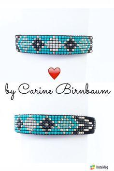 A personal favorite from my Etsy shop https://www.etsy.com/listing/223877698/loom-beaded-braceletbeaded