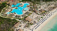 Grand Palladium Riviera Resort & Spa - All Inclusive Akumal Offering beach access, a relaxing spa and a variety of activities and entertainment, this all-suite hotel near the village of Akumal is an ideal escape in Mexico's Riviera Maya.