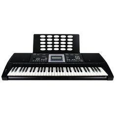 Portable Keyboard 61 Touch Keys Teaching System 100 Songs 300 Voices 200 Styles #PortableKeyboard