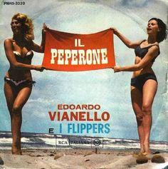 Edoardo Vianello e I Flippers* - Il Peperone (1964)