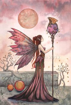 Fairy Print - Dragon Print - Fine Art Giclee Print - The Golden Dragon - 11 x 17 Amy Brown Fairies, Dark Fairies, Fantasy Fairies, Elves Fantasy, Goblin Art, Fairy Drawings, Fable, Unicorns And Mermaids, Fairy Pictures