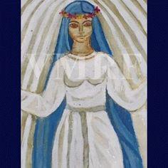 25 de diciembre de 1986 Historia de los Mariavitas VMRF Novena Aparición de la  Virgen María Reina de las Flores