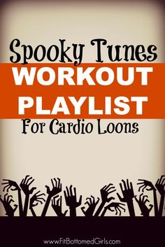 Grab a jump rope and a treadmill and crank this Halloween-themed workout playlist!