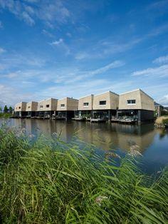 9 Casas en el Agua / FARO Architecten + BLAUW Architecten
