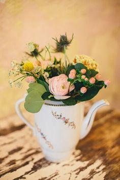 Les Mariées Clandestines | Décoration et Fleurs M&Vous