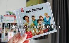 If you've only heard one of their songs and they're on your pinboard or stupidbook or whatever, then you're a fail.