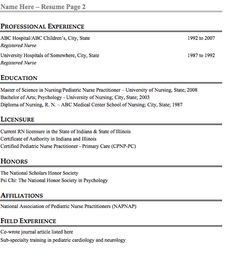 Pediatric Nurse Cover Letter Resume Objective Dental Hygienist  Httpwww.resumecareer .