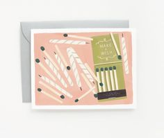 Illustrated Stationery by Quill and Fox