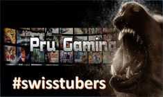 Pru Gaming Kanalvorstellung von Schweizer YouTuber und Streamer. Youtuber, Streamers, Gaming, Movie Posters, Movies, Fictional Characters, 2016 Movies, Paper Streamers, Popcorn Posters