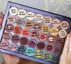 Jaclyn Hill Favorite Single Eyeshadows   Custom Z Pro Palette