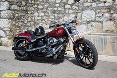 Harley-Davidson Softail Breakout - Le pur style US !: Page 3 sur 3 » AcidMoto.ch, le site suisse de l'information moto