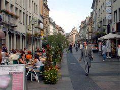 Schweinfurt, Germany, where my niece, Kacy, lives.