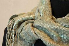 Habu silk and merino fibers, by HighDesertHandwovens