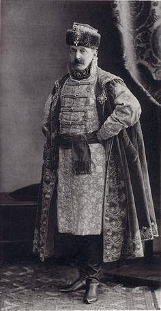 M. Lazarew, Equerry to the Court (Boyard du XVII siecle)Image 139 by klimbims on deviantART