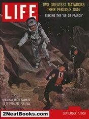 Fall TV season life magazine cover: 7 Sep 1959