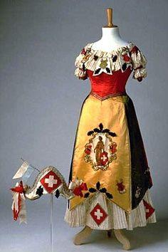 Swiss dress